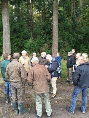 FPG en OBN werken samen bij kennisuitwisseling Certificaat Particulier Natuurbeheer