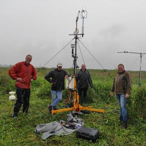 Natuurlijke Klimaatbuffers - Natte Natuur in Noord-Nederland
